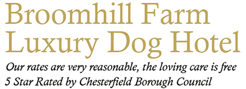 Luxury Dog Boarding Kennels Sheffield | Dog Boarding Kennels Chesterfield logo